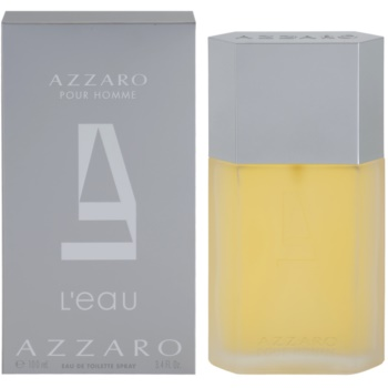 Azzaro Azzaro Pour Homme L'Eau EDT for men 3.4 oz