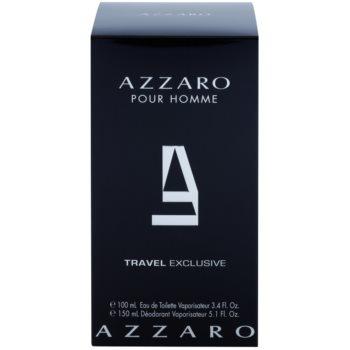 Azzaro Azzaro Pour Homme Gift Set VIII. EDT 3,4 oz + Deodorant Spray 5,1 oz