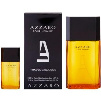 Azzaro Azzaro Pour Homme Gift Set X. EDT 6,7 oz + EDT 1 oz