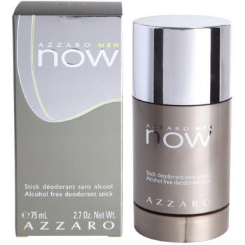 Azzaro Now Men Deostick for men 2.5 oz
