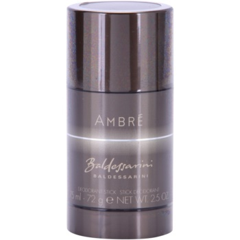 Baldessarini Ambre Deostick for men 2.5 oz