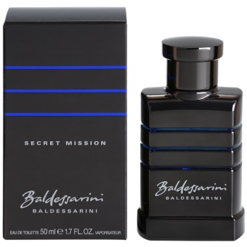 Baldessarini Secret Mission EDT for men 1.7 oz