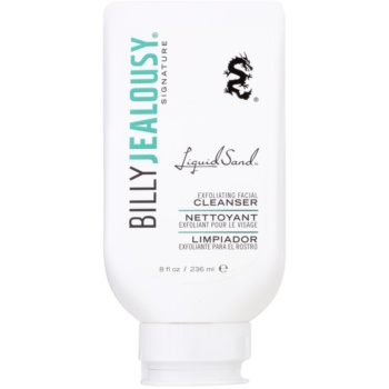 Billy Jealousy Signature Liquid Sand Exfoliating Cleansing Gel  8 Oz