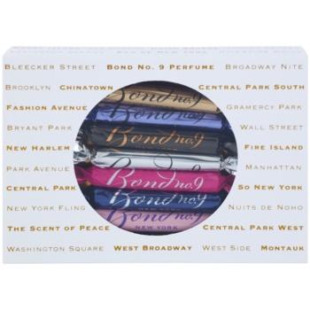Bond No. 9 Mini Collection Gift Set I. Perfume 0,057 oz + EDP 8 x 0,057 oz