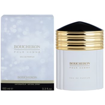 Boucheron Pour Homme EDP for men 3.4 oz