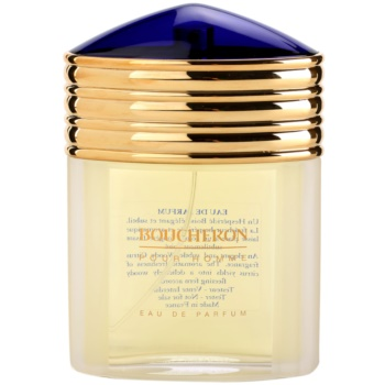 Boucheron Pour Homme EDP tester for men 3.4 oz