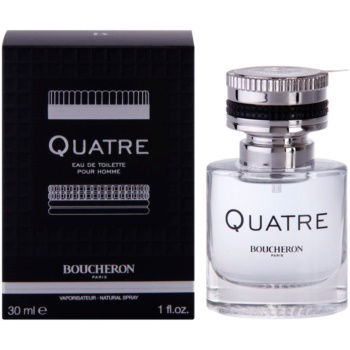 Boucheron Quatre EDT for men 1 oz
