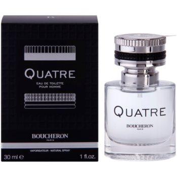 Boucheron Quatre EDT for men 1 oz