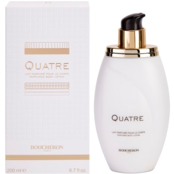 Boucheron Quatre Body Milk for Women 6.7 oz