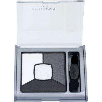 Bourjois Smoky Stories Smoky Eyeshadows Palette Color 01 Grey & Night 0.1 oz BOUSMSW_KEYS01