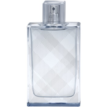 Burberry Brit Splash EDT tester for men 3.4 oz
