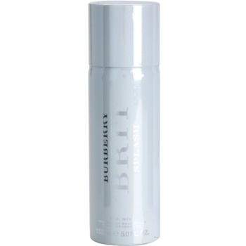 Burberry Brit Splash deodorant with a sprayer for men 5.0 oz
