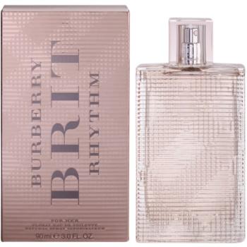 Burberry Brit Rhythm for women Floral EDT for Women 3 oz
