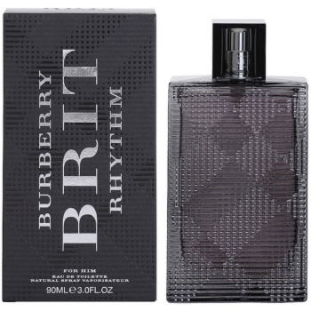 Burberry Brit Rhythm EDT for men 3 oz