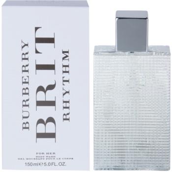Burberry Brit Rhythm Shower Gel for Women 5.0 oz