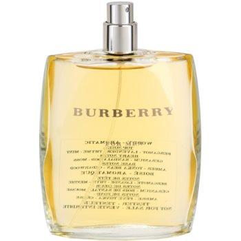 Burberry for Men EDT tester for men 3.4 oz
