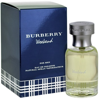 Burberry Weekend for Men EDT for men 3.4 oz