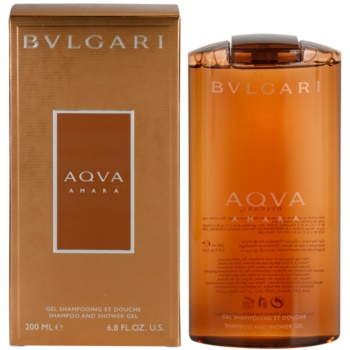 Bvlgari AQVA Amara Shower Gel for men 6.7 oz