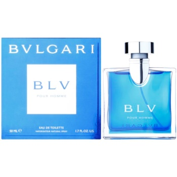 Bvlgari BLV pour homme EDT for men 1.7 oz