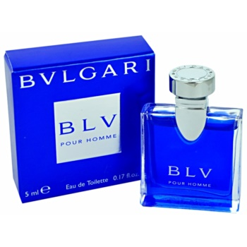Bvlgari BLV pour homme EDT for men 0.2 oz