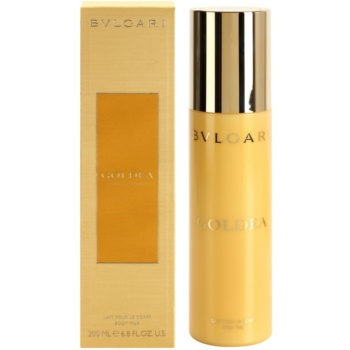 Bvlgari Goldea Body Milk for Women 6.7 oz