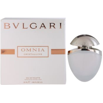 Bvlgari Omnia Crystalline EDT for Women 0.8 oz