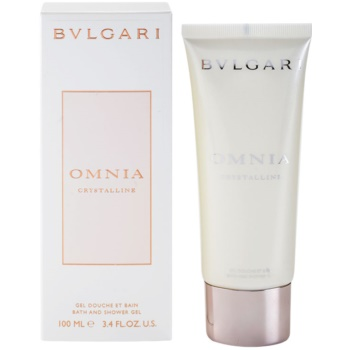 Bvlgari Omnia Crystalline Shower Gel for Women 3.4 oz