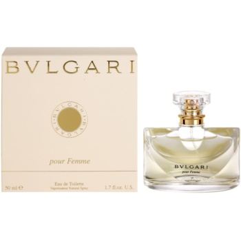 Bvlgari Pour Femme EDT for Women 1.7 oz