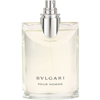 Bvlgari Pour Homme EDT tester for men 3.4 oz