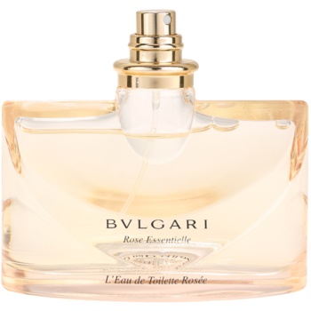 Bvlgari Rose Essentielle EDT tester for Women 3.4 oz