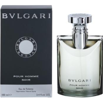 Bvlgari Pour Homme Soir EDT for men 3.4 oz