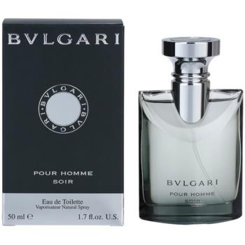 Bvlgari Pour Homme Soir EDT for men 1.7 oz