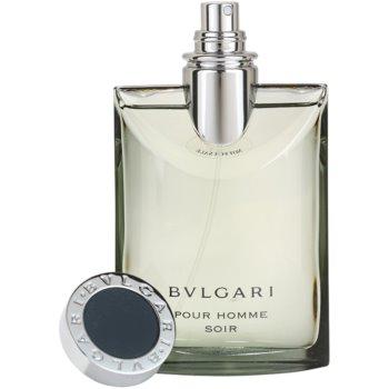 Bvlgari Pour Homme Soir EDT tester for men 3.4 oz