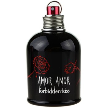 Cacharel Amor Amor Forbidden Kiss EDT tester for Women 3.4 oz