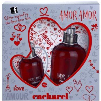 Cacharel Amor Amor Gift Set ХІ EDT 3,4 oz + EDT 1 oz