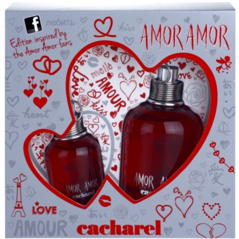 Cacharel Amor Amor Gift Set ХІ EDT 3,4 oz + EDT 1 oz