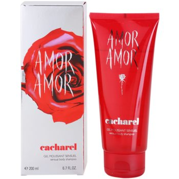 Cacharel Amor Amor Shower Gel for Women 6.7 oz