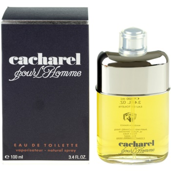 Cacharel pour L'Homme EDT for men 3.4 oz