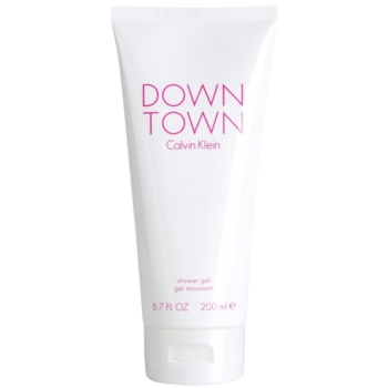 Calvin Klein Downtown Shower Gel for Women 6.7 oz