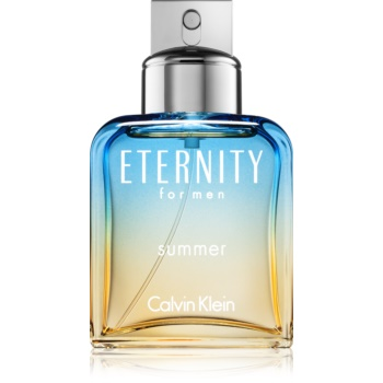 Calvin Klein Eternity for Men Summer (2017) EDT for men 3.4 oz