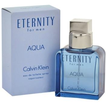 Calvin Klein Eternity Aqua for Men EDT for men 3.4 oz