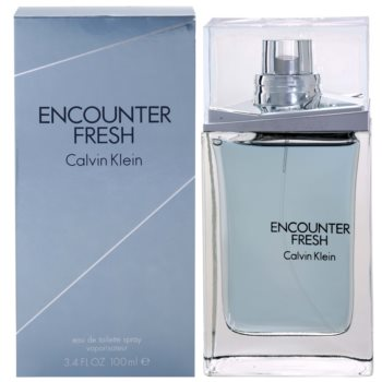 Calvin Klein Encounter Fresh EDT for men 3.4 oz