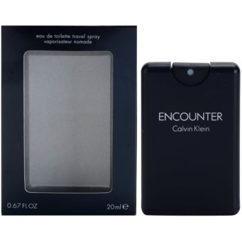 Calvin Klein Encounter EDT for men 0.7 oz