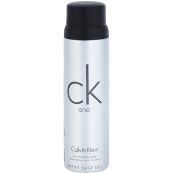 Calvin Klein CK One Deo spray unisex 5.4 oz
