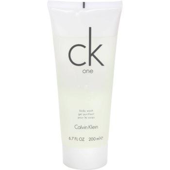 Calvin Klein CK One Shower Gel unisex 6.7 oz