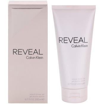 Calvin Klein Reveal Shower Gel for Women 6.7 oz