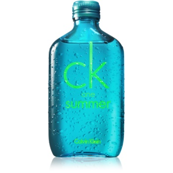 Calvin Klein CK One Summer 2013 EDT unisex 3.4 oz