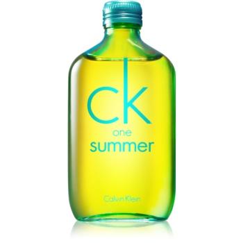 Calvin Klein CK One Summer 2014 EDT unisex 3.4 oz