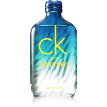 Calvin Klein CK One Summer 2015 EDT unisex 3.4 oz