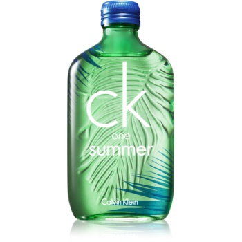 Calvin Klein CK One Summer 2016 EDT unisex 3.4 oz